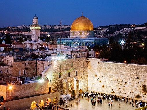 Psalm 91 Pray for the peace of Jerusalem!