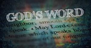 JOHN 1:1 In the beginning was the Word, and the Word was with God, and the Word was God.