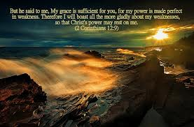 2 Cor 12 9 10
