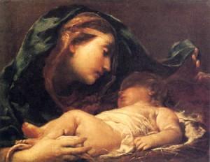 0190-0133_madonna_con_il_bambino_dormiente
