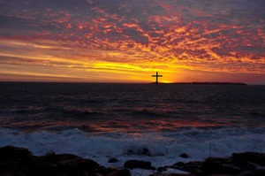 morning- cross