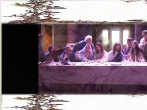 LAST SUPPER OF JESUS
